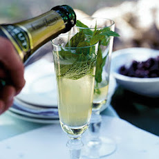 Sparkling Mint & Lemon Juleps