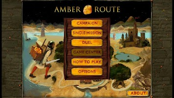 Screenshot of Amber Route Free