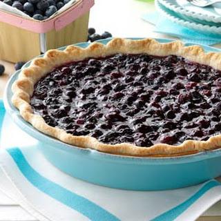 Taste Of Home Blueberry Pie Recipes