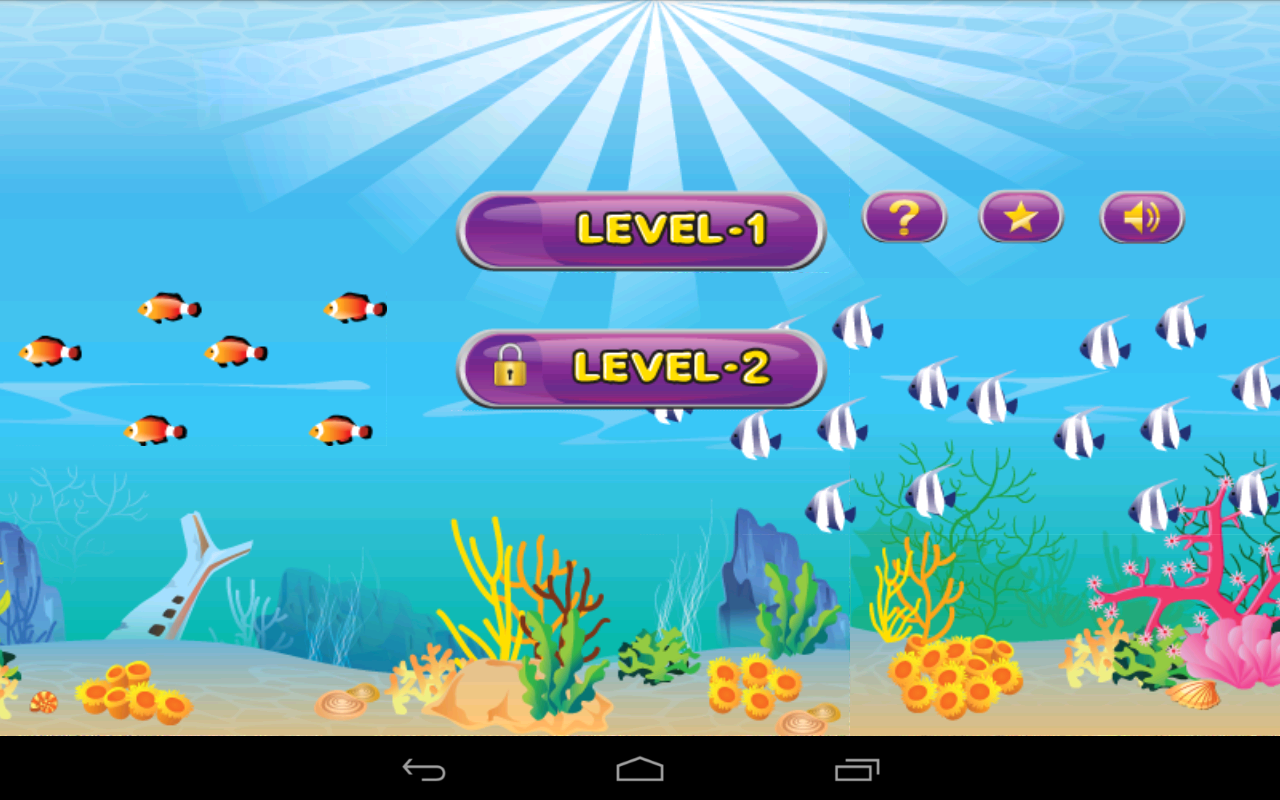 Download kids english grammar fish game for pc for Fish games free