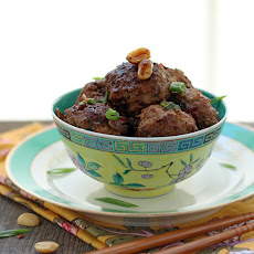 Kung Pao Meatballs – Low Carb and Gluten-Free