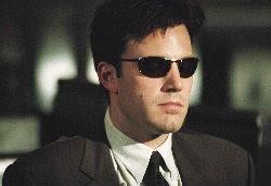 Ben afleck como Demolidor no filme de 2003