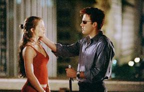 Ben afleck no filme Demolidor, 2003. O  novo será um reboot.