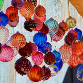 Hang Time! by Fred Herring - Artistic Objects Glass