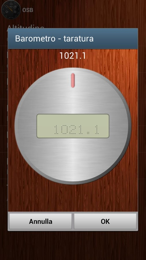 Barometer & Altimeter Screenshot 4