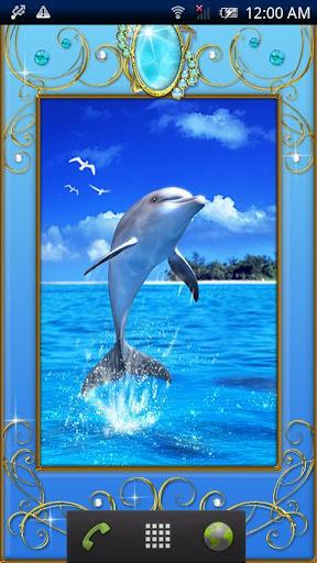 Dolphin -Larimar-Trial
