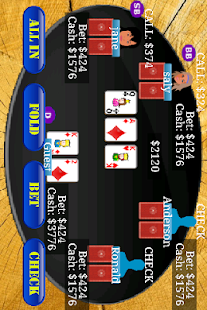 Poker Texas Holdem 50K Free - screenshot