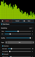 Screenshot of Spectrum Analyzer Pro