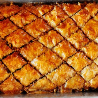 Phyllo Dough Baklava Recipes