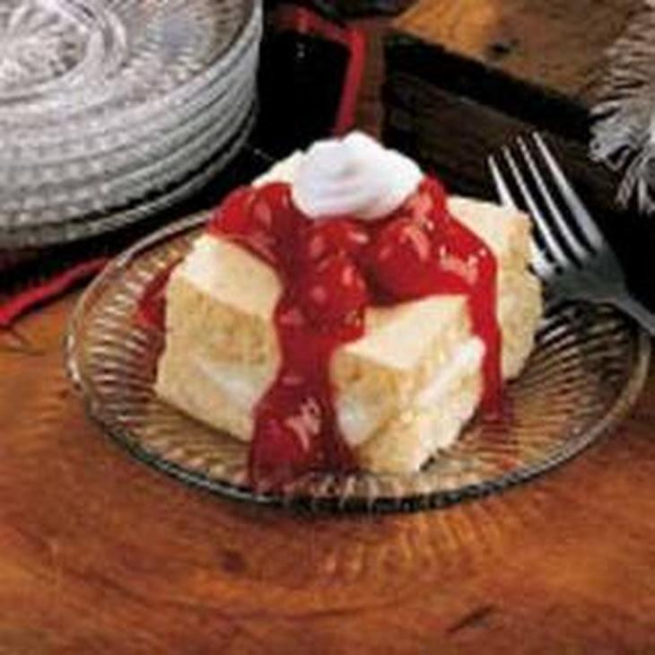 Washington Cream Pie