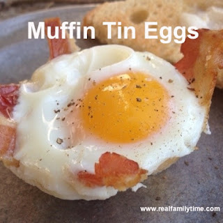 Egg Muffin Tin Recipes