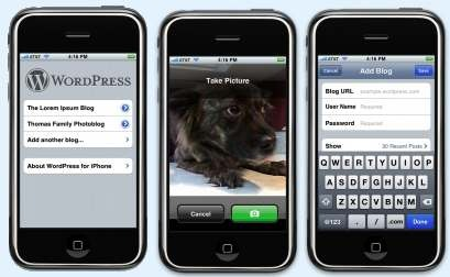 Wordpress_Iphone