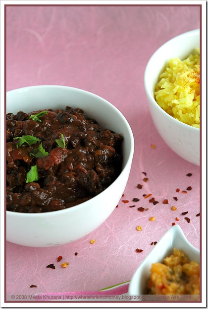 Black Bean Chilli (03) by MeetaK