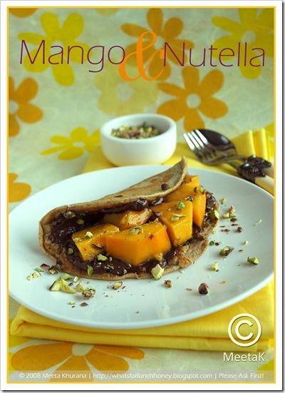 Mango Nutella Pancakes (01) MeetaK