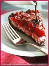 Cranberry Chocolate tart 04