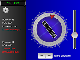 Screenshot of FlightWinds