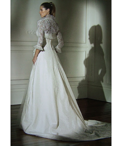 Allure Wedding Gown 8
