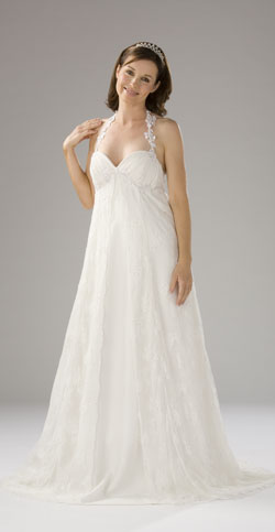 Informal Maternity Wedding Dresses