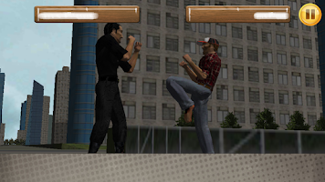 Screenshot of Street Fighting 3D