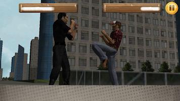 Screenshot of Street Fighting 3D