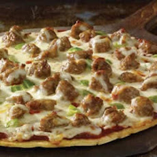 Easy Sausage Pizza by Johnsonville®