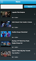 Screenshot of Barclays ATP World Tour Finals