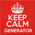 Keep Calm Generator APK for Bluestacks