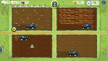 Screenshot of FarmGenius