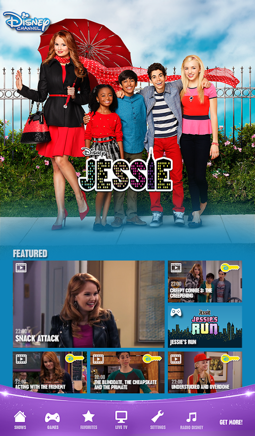 Disney Channel  - Watch & Play Screenshot 19