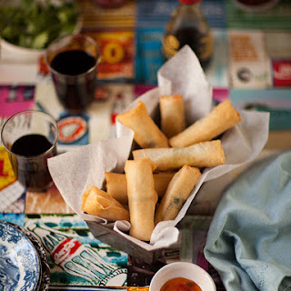 Prawn Spring Rolls Recipes