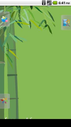 keeworld Theme: 竹
