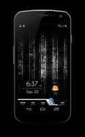 Screenshot of Dreamlife Clock uccw skin