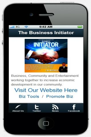 The Business Initiator