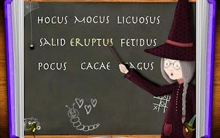 Screenshot of La aprendiz de bruja