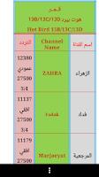 Screenshot of SHIASAT الشيعة سات