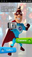 Screenshot of My Camera - Hero