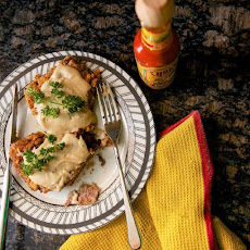Cholula Chicken Fried Steak with Gravy