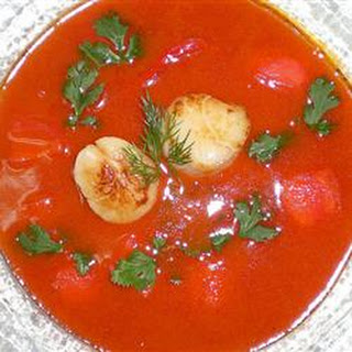 Cream of Tomato (Tofu)