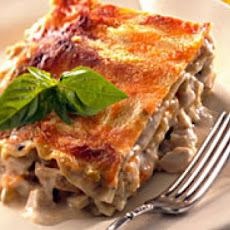 Best Creamy Chicken Lasagna