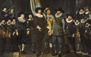 RIJKS: Thomas de Keyser: painting 1632