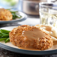 Baked Pork Chops and Gravy
