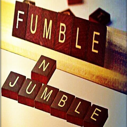 Fumble n Jumble LOGO-APP點子