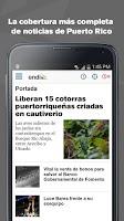 Screenshot of El Nuevo Día