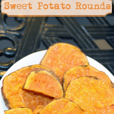 Roasted Sweet Potato Rounds Recipes | Yummly