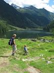 Wandern beim Riesachsee