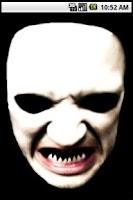 Screenshot of Scary Face Screamer