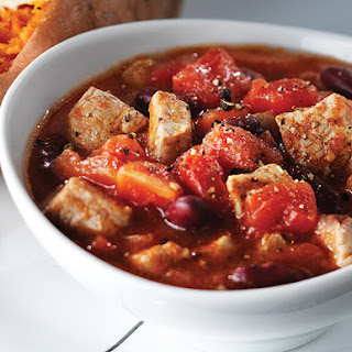 Spicy Red Pork And Bean Chili Recipes — Dishmaps