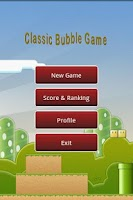Screenshot of Classic Bubble Game