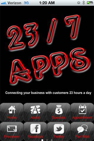 【免費商業App】23/7 Apps-APP點子