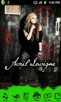 Screenshot of Avril Lavigne App Pinas